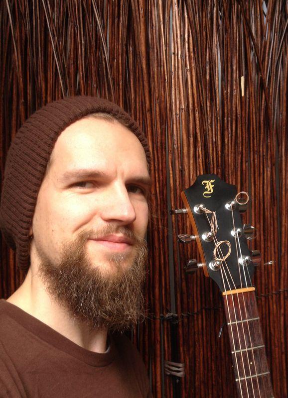 Timo Laue Furch Gitarre